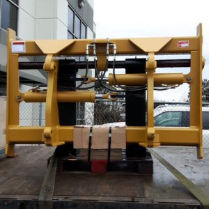 Hydraulic Fork Positioners