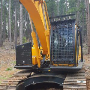 Log Deflector