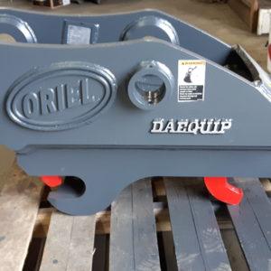 Hydraulic Pin Grabber