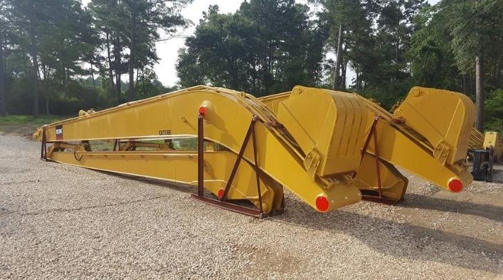 EIK Long Reach excavator Booms - Excavators and Wheel Loader